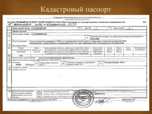 Кадастровый паспорт на квартиру при дарении нужно ли менять