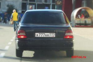 777 чей регион автомобиль