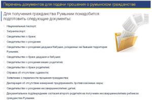 Какие документы нужны для оформления гражданства в белгороде
