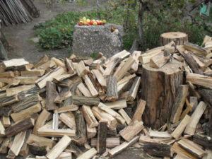 Где можно заготовить дрова местному населению