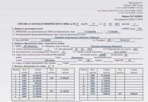 Код вычета аренда автомобиля в справке 2 ндфл 2020