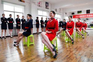 Где учатся на стюардесс в россии в каком городе