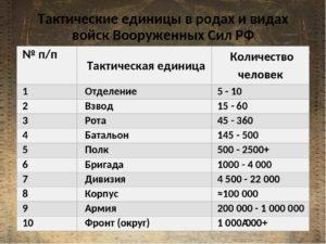 Армейская бригада сколько человек