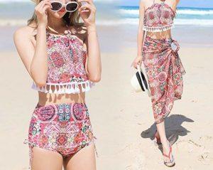 Летняя одежда для женщин пляжная после 50