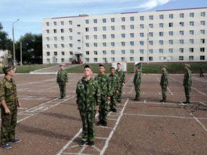 Военная часть 12128 тоцкое