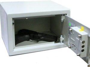 Требования к сейфу для хранения травматического оружия