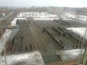 Воинские части города муром