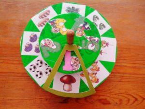 Дидактическая игра по триз для младшего возраста