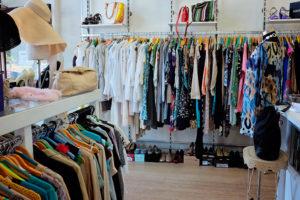 Как называют брендовые комиссионки одежды