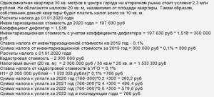 Льготы на налог имущество физических лиц в 2020 году ульяновская область