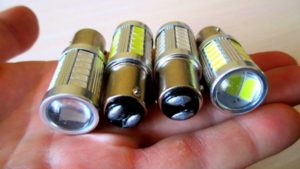 Можно ли ставить светодиодные лампы в габариты по закону