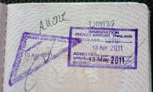 Сколько можно находиться в таиланде без визы 2020