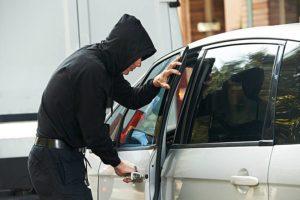 Действия при краже имущества из авто