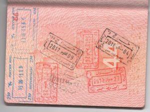 Как въезжать армянам в тунис