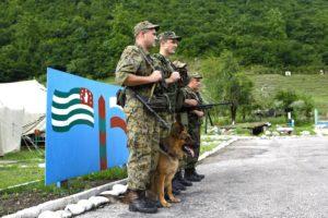 Пограничники в абхазии сколько зарплата