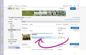 Как отслеживать свои покупки на ebay