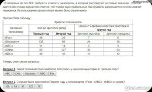 Тесты при устройстве на работу в роснефть