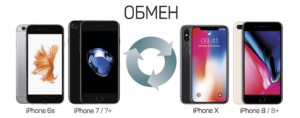 Как поменять новый телефон на другой
