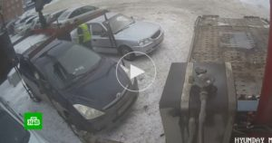 Куда эвакуировали машину челябинск