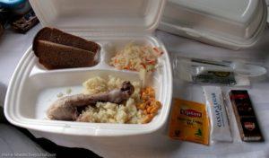 Питание стандарт в ржд что входит