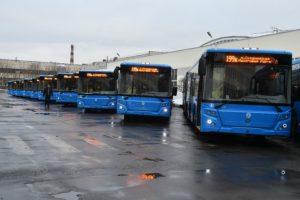 Автобусная полоса 31 января 2020