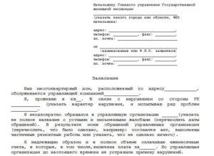 Куда обратиться с жалобой на управляющую компанию в ульяновске