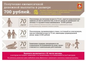 Какие выплаты предусмотрены пенсионеру при достижени столетнего возраста