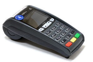 Аренда терминала для расчёта банковскими карточками