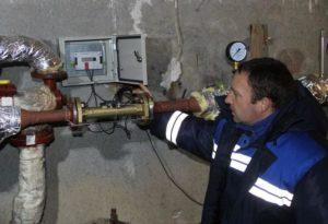 Кто должен менять приборы учета воды в мкд