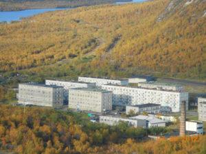 Мурманская область печенгский район в луостари часть 08275 фотографии