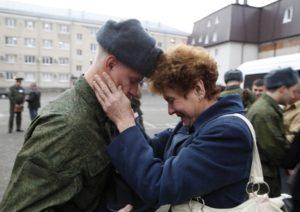 Берут ли у матерей одиночек сына в армию