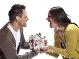 Купили квартиру в гражданском браке как делить