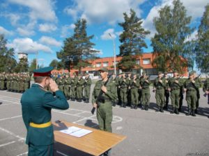 Лучшие воинские части санкт петербурга и ленинградской области