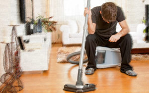 До скольки вечера можно пылесосить в квартире
