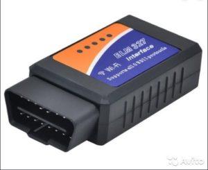 Автомобильный сканер для определения пробега