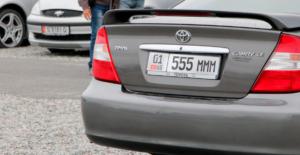 Как проверить авто с казахскими номерами