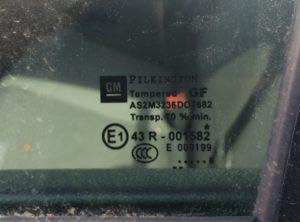 Как узнать сколько лет машине по стеклам