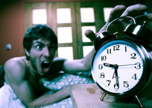 Что если проспал на работу
