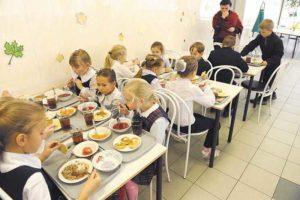 Бесплатное питание ребенка инвалида в школе