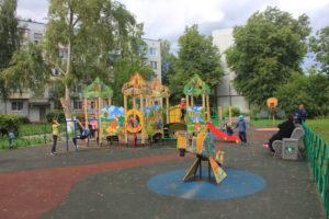 Кто отвечает за детские площадки во дворах наро фоминск