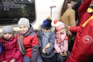До скольки лет можно ездить бесплатно в метро москвы