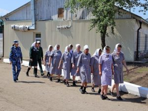Женская колония иркутской области