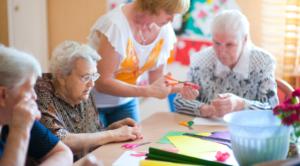 Досуг пенсионеров в москве по социальным
