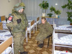 Дедовщина в войсковой части поселка саперное
