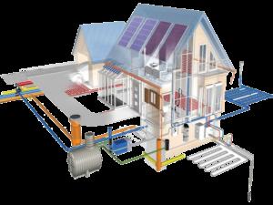 Инженерные коммуникации в многоквартирном доме