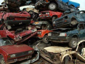 Как сдать машину в металлолом за деньги в москве