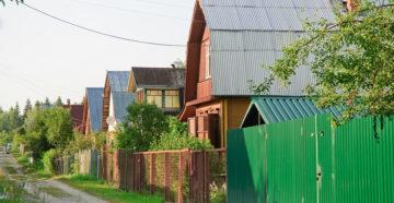 Что такое садовое товарищество в россии