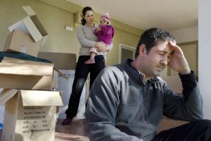 Как при разводе забрать квартиру у мужа