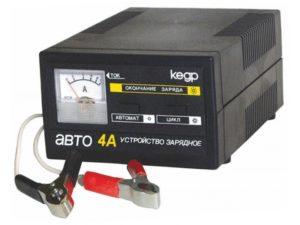 Как правильно заряжать аккумулятор автомобиля зарядным устройством кедр 4а