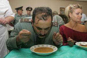 Как сейчас кормят в тюрьме